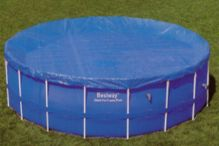 Bestway Metal Pro Frame Garden Pool Debris Cover